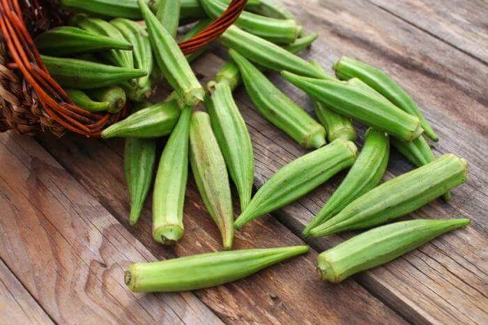 Gombo okra verdure per diabetici piante commestibili for Gombo ricette