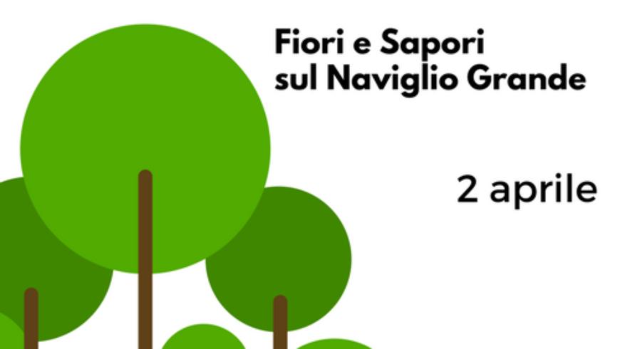 Fiori e Sapori sul Naviglio Grande (Milano)