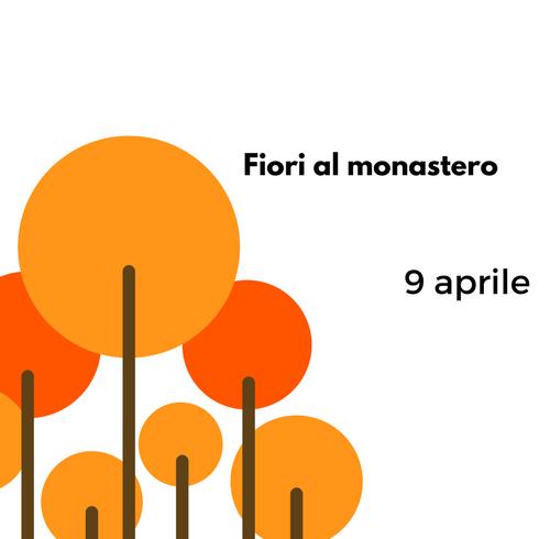 Fiori al Monastero, Monastero di Torba (Gornate Olona, Varese)