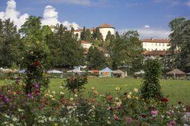 Tre giorni per il giardino, Castello di Masino, vi aspettiamo il 28 aprile – 1 maggio