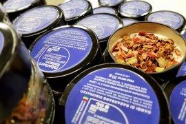 Nuovo prodotto: gambi di Rabarbaro Italiano disidratati a freddo